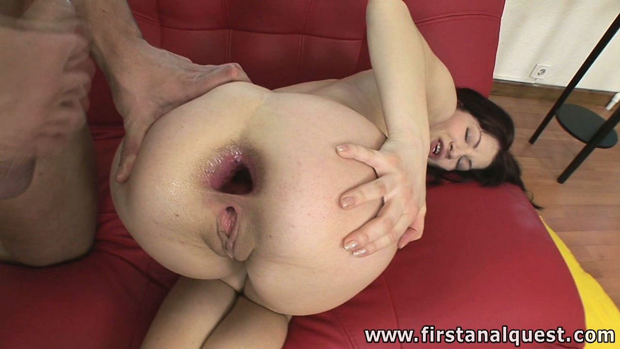 Porno Video of It's Almost Time For Him To Blow His Load In Her Tight Pink Butthole