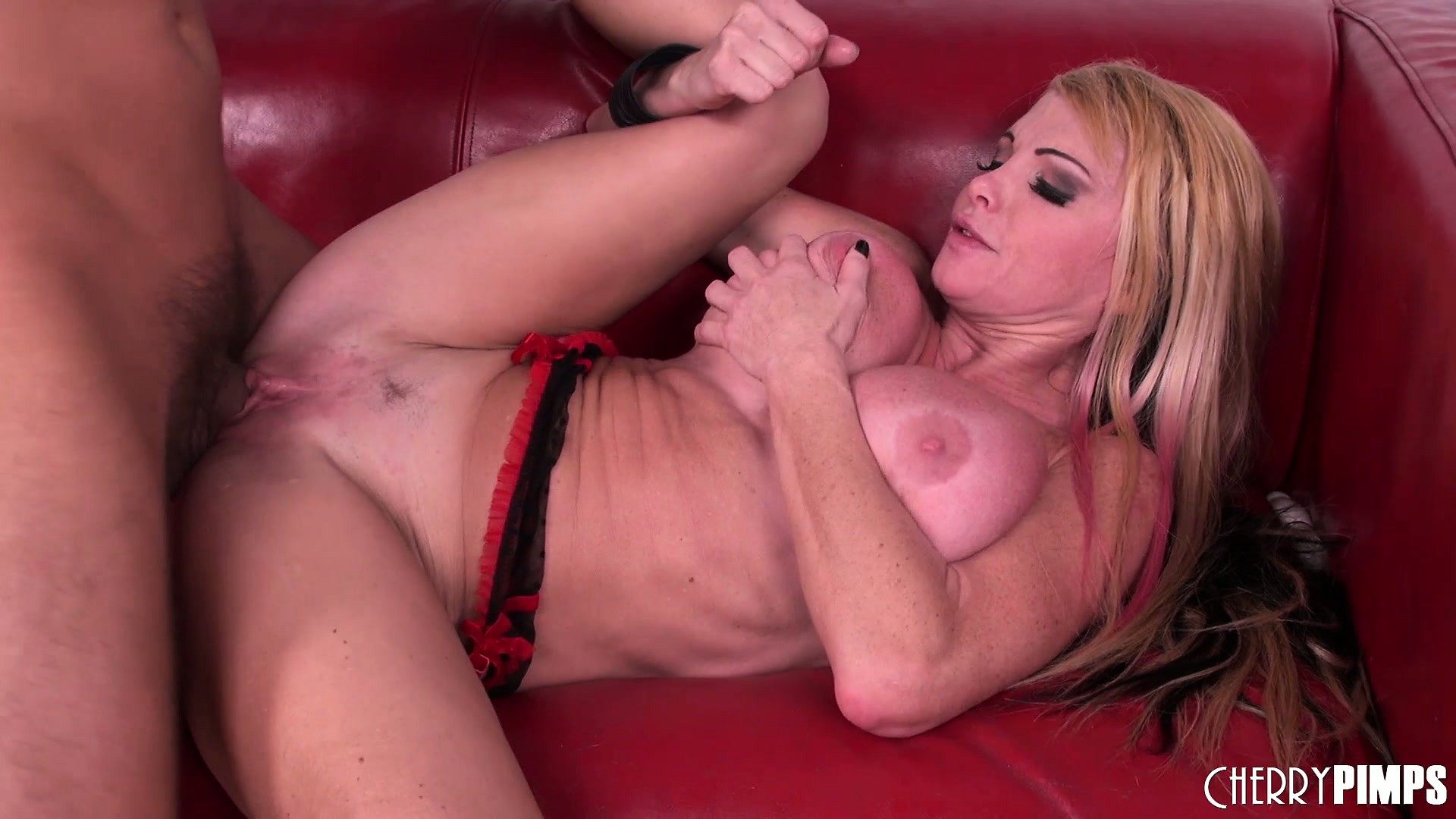 Porn Tube of Taylor Wane Gets Fucked Hard, Gives A Titty Fuck And Rimjob, Just For Starters