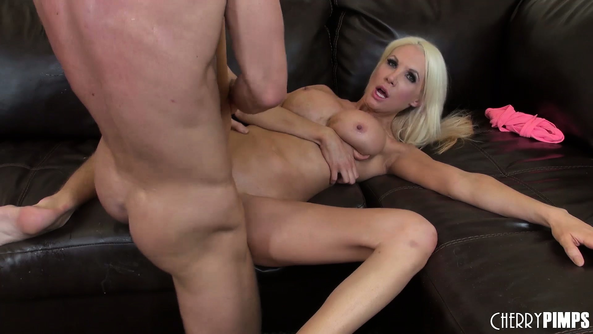 Porno Video of Holly Price Pays The Price But Gets The Creamy Man Juice Reward
