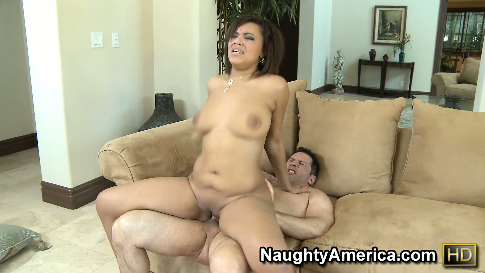 Porn Tube of Catalina Won't Stop Riding That Big Shaft Until She Finds The Pleasure She Seeks