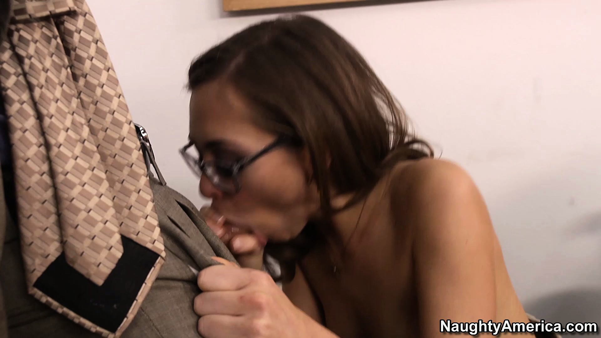 Porn Tube of Skinny Riley Reid Whips Out His Cock To Eat And Gets Her Cunt Licked
