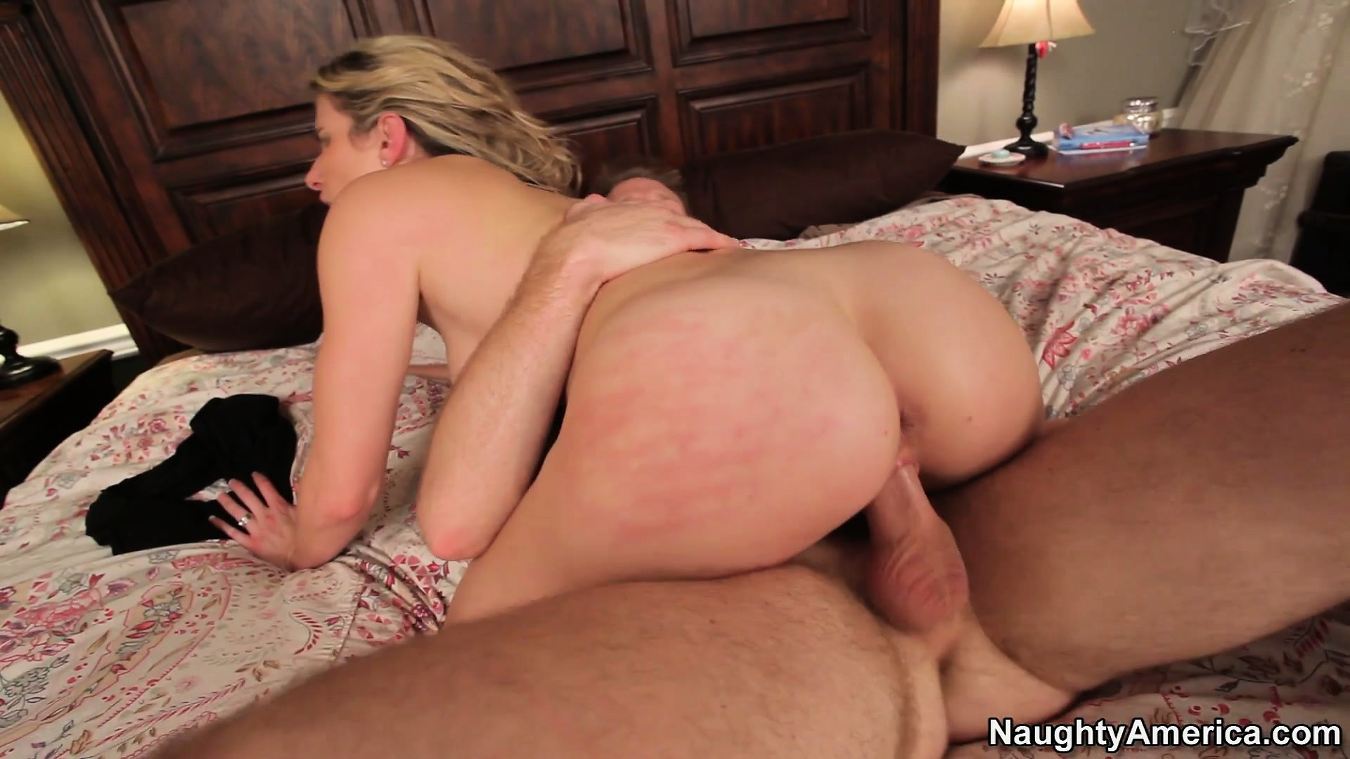 Porn Tube of Cory Chase Makes Sweet Sounds While She Gets Fucked By Her Co-star