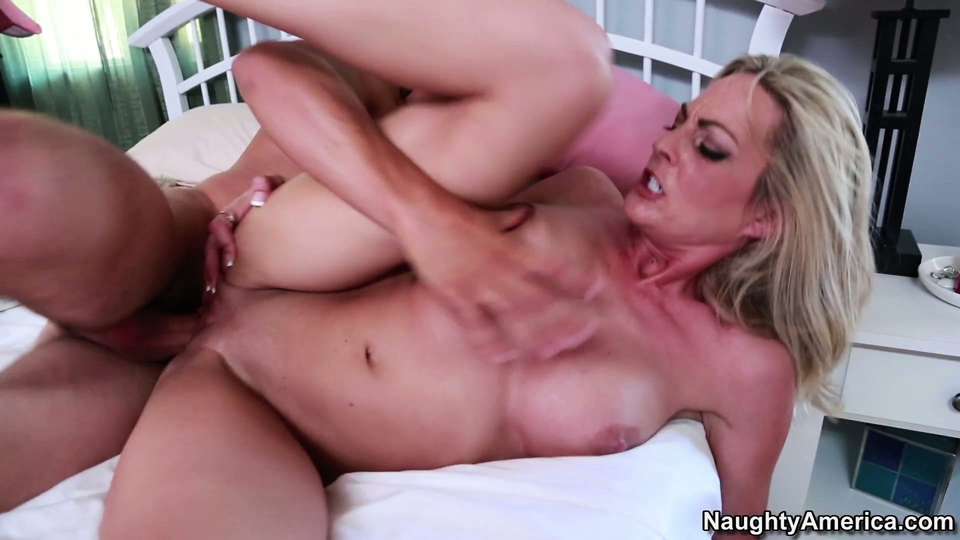 Porno Video of Sindy Lange Bounces On His Hard Cock And Rubs Her Tight Pussy