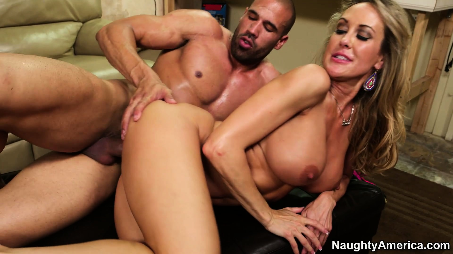 Porn Tube of His Hard Horniness Is Hungry For The Sweet Honey Pot Of Brandi Love