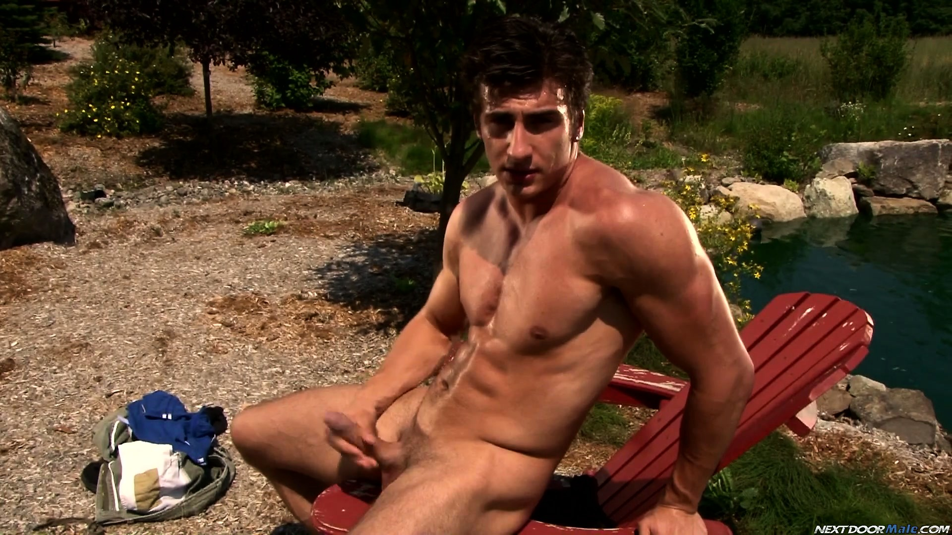 Porno Video of Mario Torrez Is A Hot Gay Latino With A Mouthwatering Tight Butt