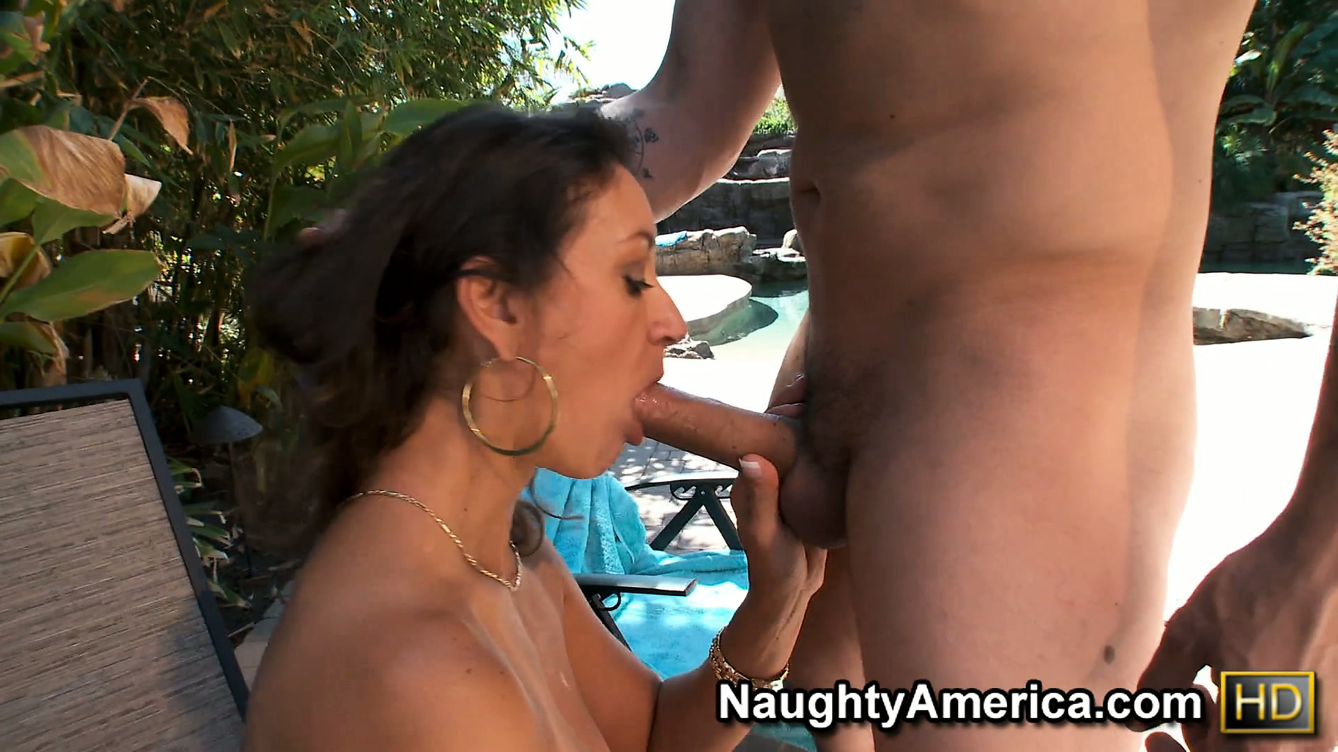 Porn Tube of Adorable Chick Persia Monir Finds A Proper Dick For Her Cunny