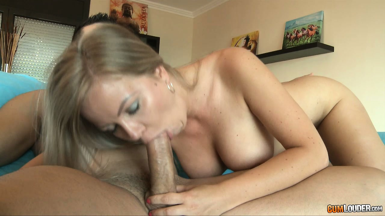 Porno Video of Lovely Blonde Girl Gets Hit On And Becomes A Cock-sucking Nympho