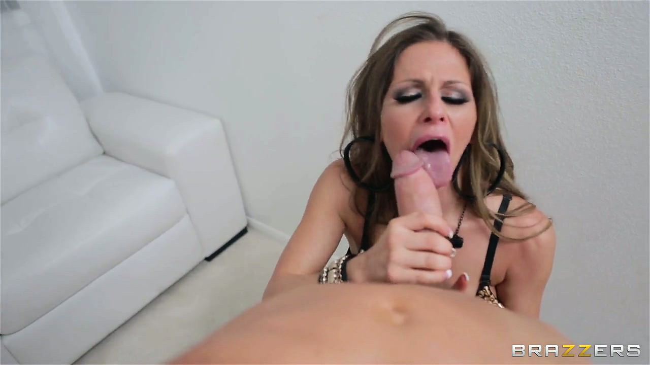 Porno Video of Huge Cock Needs Sucked, And This Nasty Bitch Needs Some Cum, So It Begins