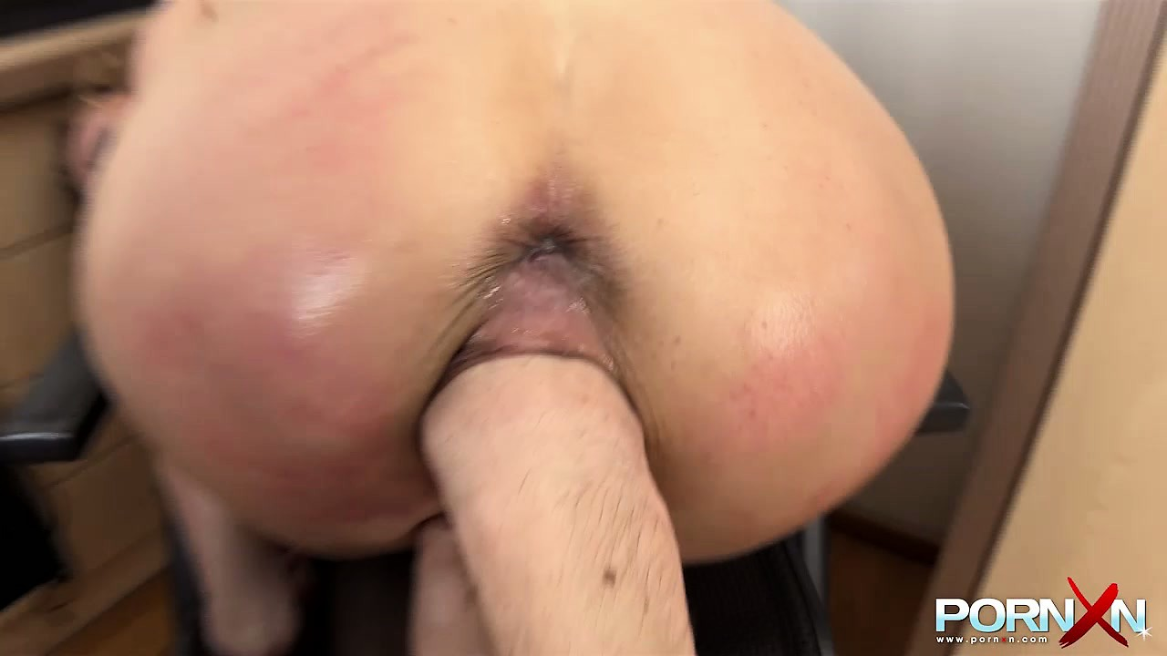 Porno Video of Little Office Whore Gets Punished With Some Brutal Fist-fucking