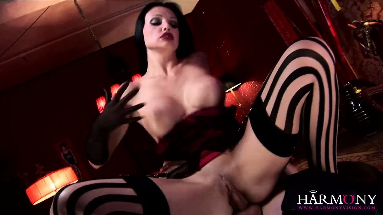 Porno Video of Aletta Ocean Gets Naughty In The House Of Kinky Sex Pleasures