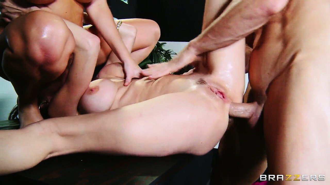 Porn Tube of Pleasurable Sexual Action With The Two Most Vicious Angels Of Perversity