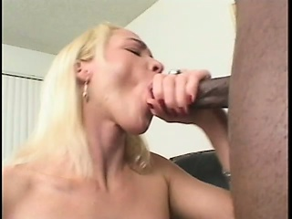 sexy slender blonde with tiny tits olivia saint finds it hard to resist a black stud