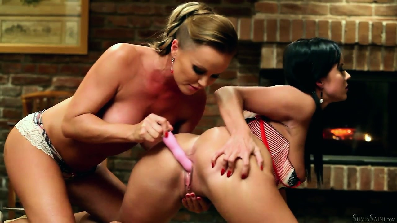 Porn Tube of Gorgeous Lesbian Babes Vent Their Frustrations With Wild Sex