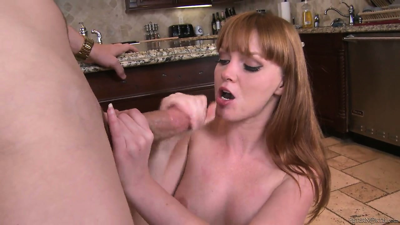 Porn Tube of Teen Marie Mccray Getting Throated By A Thick And Big Cock In A Hot Blowjob Video