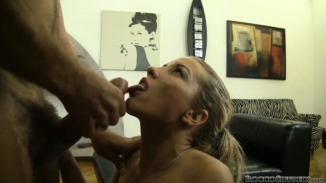 Porno Video of Naughty Blonde Babe Is Eager To Become One Of Rocco's Pov Sluts
