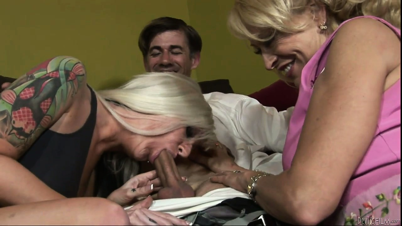 Porn Tube of She's About To See The Sluttiest Side Of Her Gorgeous Mother