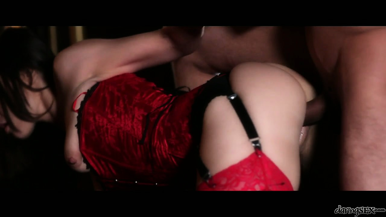 Porno Video of There Is No Confusion Within This Passionate Love Scene With French Hooker