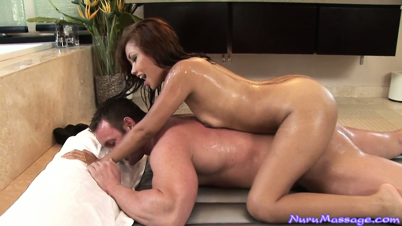 Porno Video of This Horny Stud Is A Big Fan Of Nuru Massage And It's No Wonder With This Hot Asian Babe
