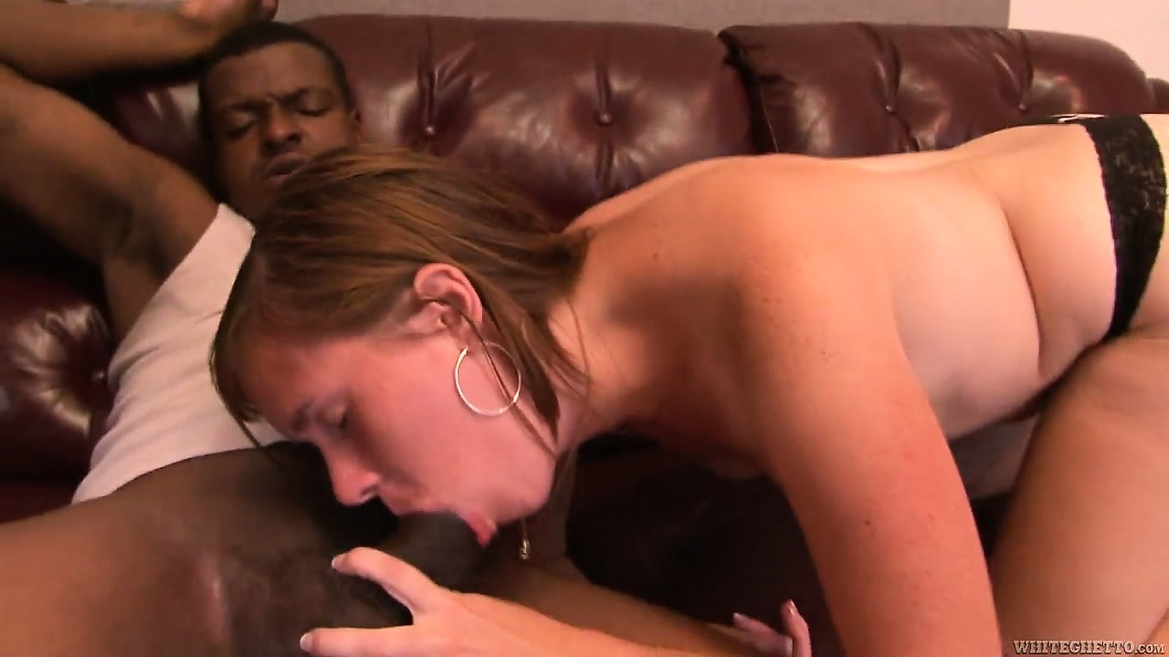 Porno Video of She Loves That Black Monster Cock And Trades Oral Sex Before Fucking