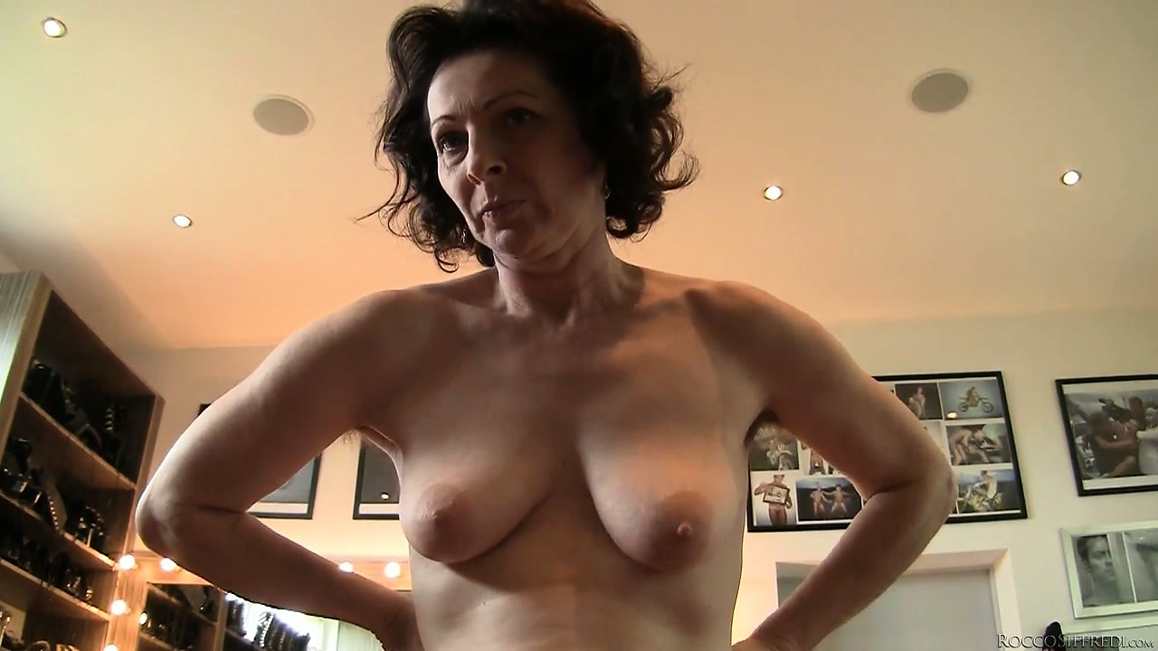 Porn Tube of Mature Momma Takes On A Teen Rod With Her Hairy Bush And Saggy Tits