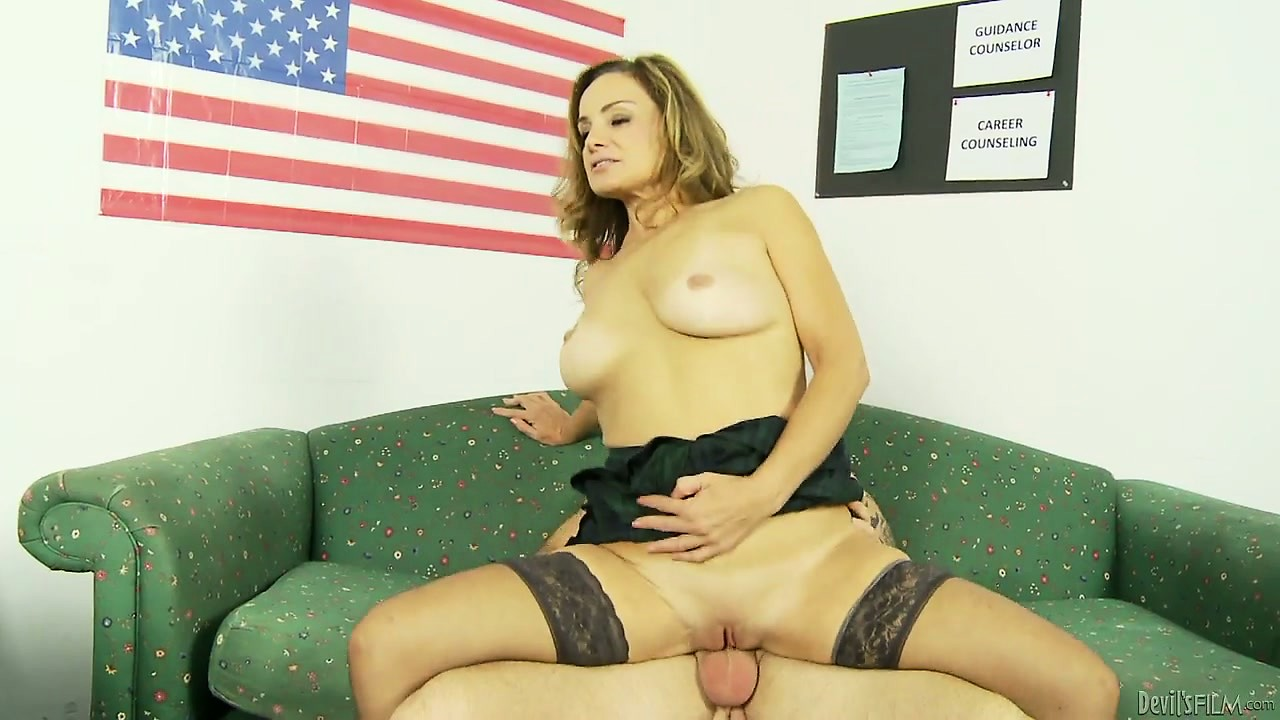 Porno Video of He Got That Cock Deep Inside And Then She Sat On It, And It Was Tight As Fuck