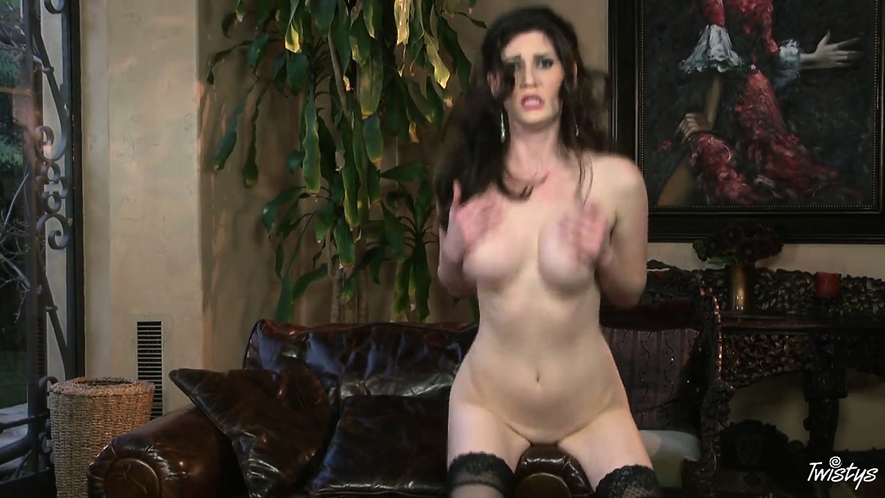Porno Video of Busty Brunette Relishes The Pleasures That Her Toy Inside Her Juicy Pussy Has To Offer