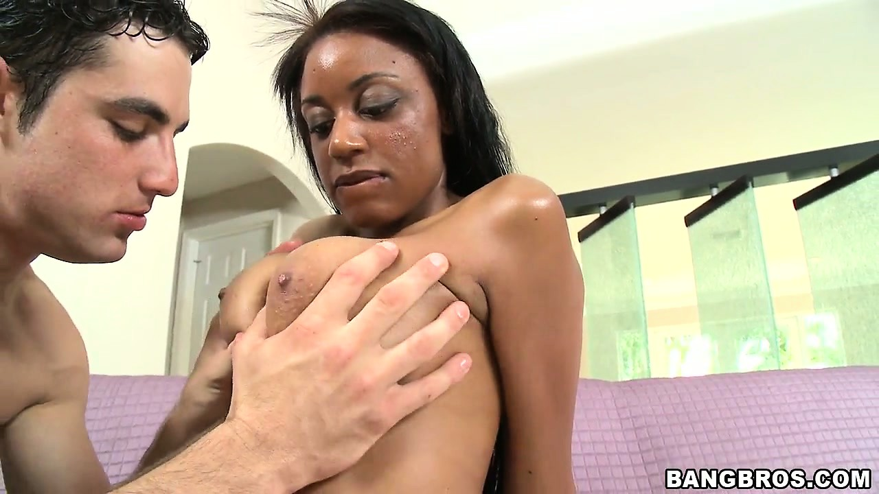 Porn Tube of Gigi Teases Some Lucky Construction Workers With Her Hot And Slutty Ebony Body