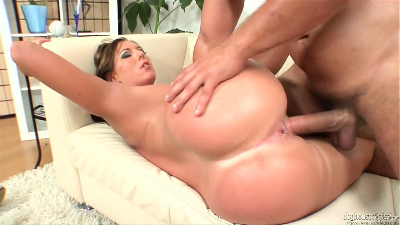 Porn Tube of She Blows His Rod And Sticks Out Her Big, Rounds Ass And Gets Pumped