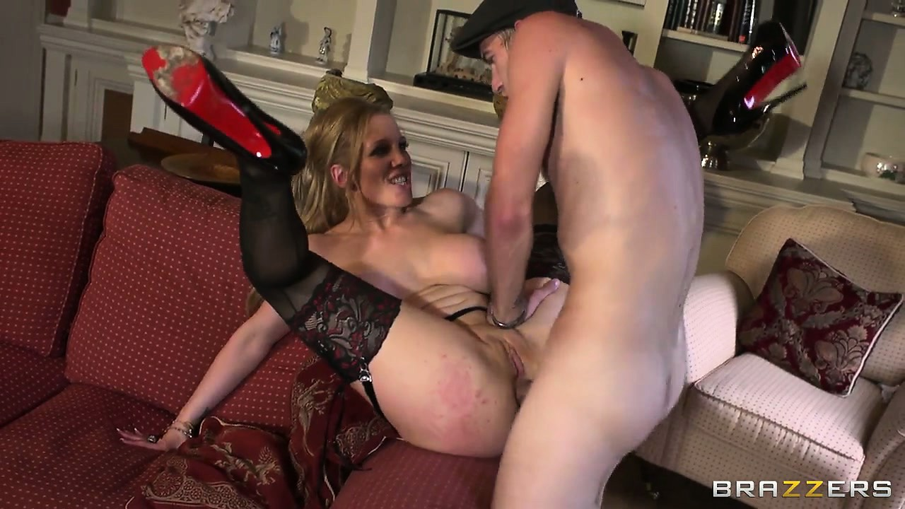 Porno Video of Would She Let His Woody Invade Her Tight Milf Asshole, Why Yes, Yes She Would
