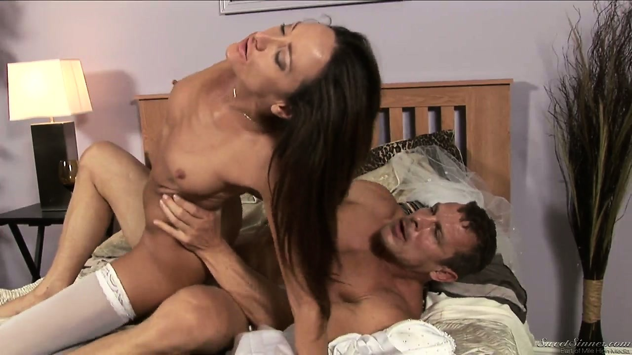 Porno Video of The Huge Cum-stick Is Fond Of Leaving This Milf Exhausted And Drained Of Juices