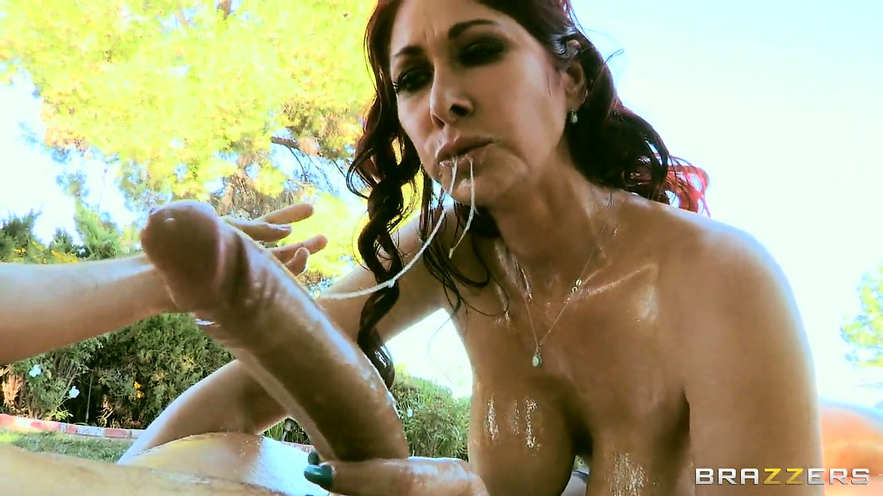 Porno Video of Sweet Horny Babe Tiffany Mynx Sucking Cock After It Was In Her Asshole