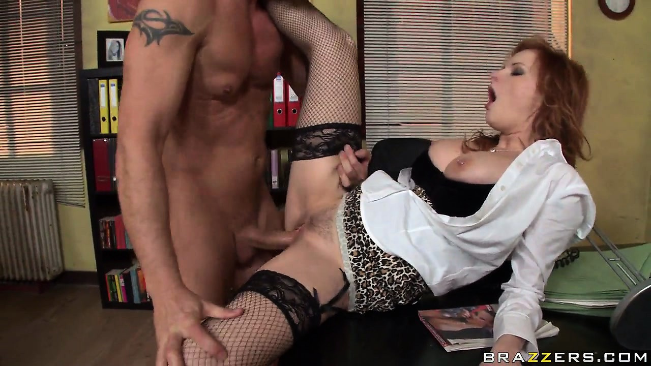 Sex Movie of Horny Boss Wants To Take Her Pussy's Temperature Before She Goes Home Sick