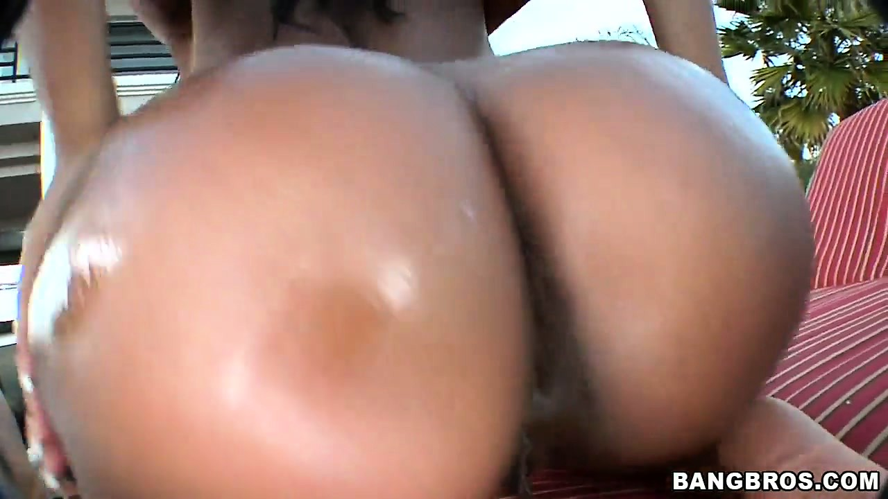 Porno Video of Their Thick Asses Glisten Under The Sun While They Get Pounded