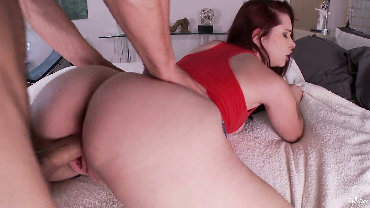 Porno Video of Bubble Butt Of Cock-smitten Female Shakes Crazily During Bonking