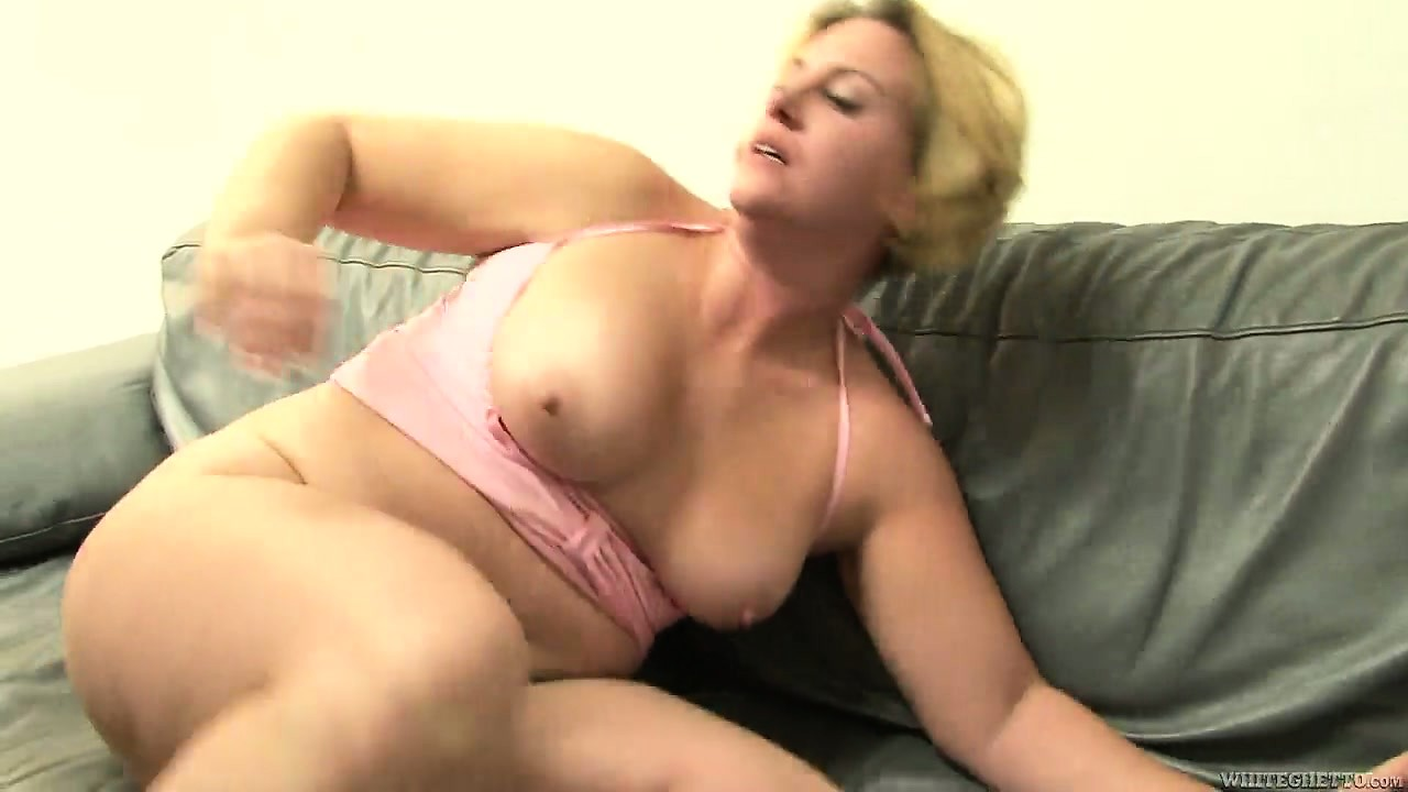 Porn Tube of Slutty Chubby Milf Slammed Hard By A Black Cock In A Hot Mature Interracial Fuck