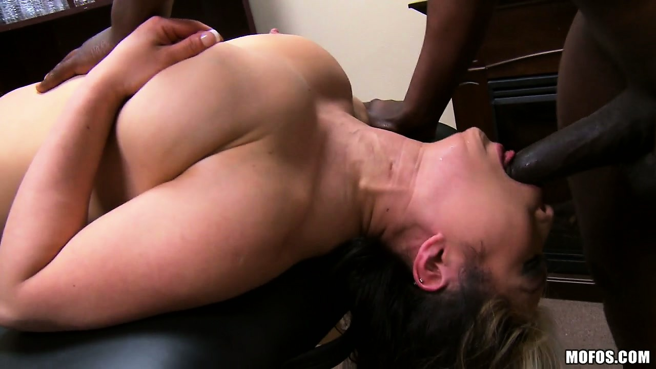 Porn Tube of Sexy Asian Babe With Big Tits Has A Black Dude Giving Her A Special Massage